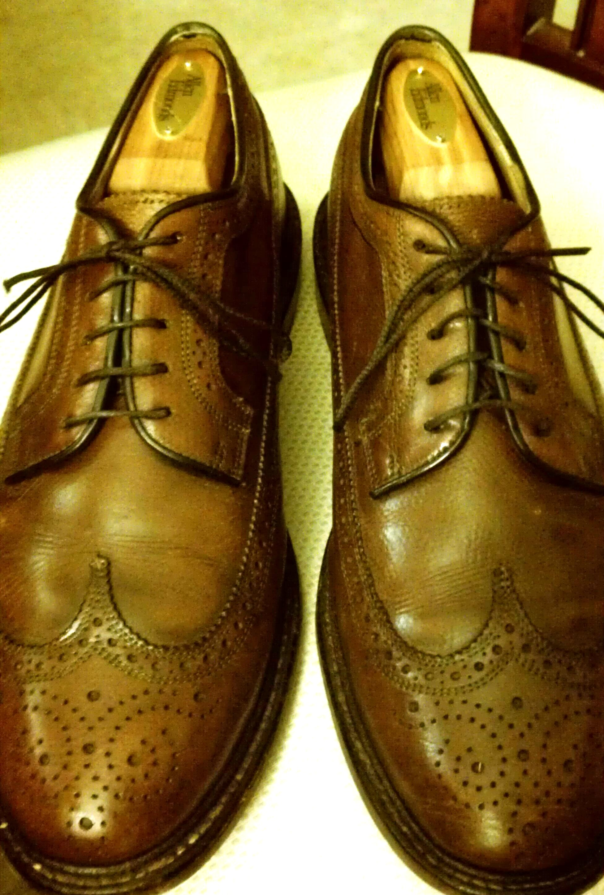 lacing dress shoes properly trent scovell